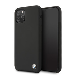 Apple iPhone 11 Pro Back cover case BMW BMHCN58SILBK Black for iPhone 11 Pro