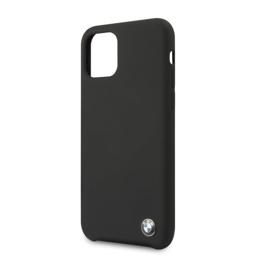 BMW Apple iPhone 11 Pro Back cover case BMW BMHCN58SILBK Black for iPhone 11 Pro