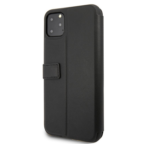 BMW Apple iPhone 11 Pro Max Book type case BMW BMFLBKSN65PELB Black for iPhone 11 Pro Max
