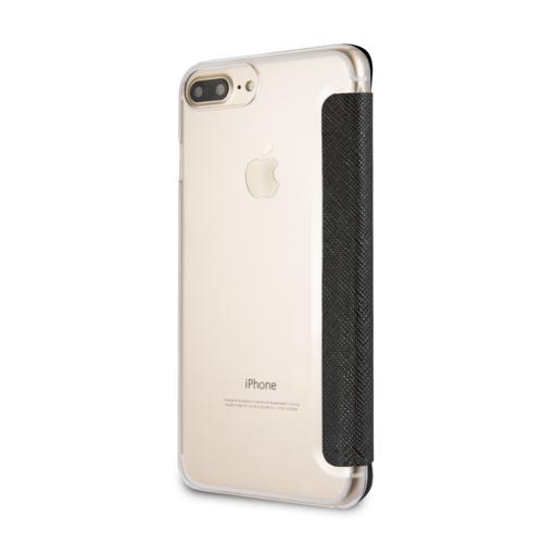 Guess Apple iPhone 7-8 Plus Book type case Guess GUFLBKI8LKASABK Black for iPhone 7-8 Plus