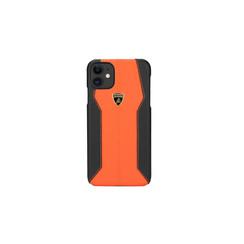 Lamborghini Apple iPhone 11 Pro Max Oranje Backcover hoesje Lambo Sport