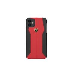 Lamborghini Apple iPhone 11 Pro Max Red Back Cover case - Lambo Sport