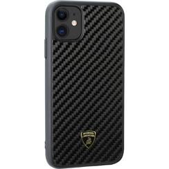 Lamborghini Apple iPhone 11 Black Back Cover case - Lambo Sport