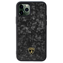 Lamborghini Apple iPhone 11 Pro Black Back Cover case - Lambo Sport