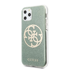 Guess Apple iPhone 11 Pro Glitter Back cover case - GUHCN58PCUGLKA