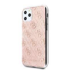 Guess Apple iPhone 11 Pro Rose Back cover coque GUHCN58PCU4GLPI
