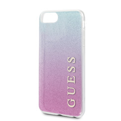 Guess Apple iPhone 7-8 Plus Pink Back cover case - GUHCI8LPCUGLPBL