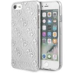 Apple iPhone 7-8 Back cover case Guess GUHCI8PCU4GLSI Silver for iPhone 7-8