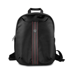 Ferrari Universal 15 inch Black Urban Collection BackPack - FEURBPS15BK