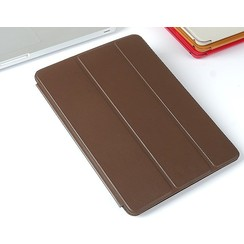 Apple D Brown Book Case Tablet for iPad Air