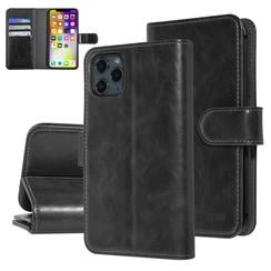 UNIQ Accessory iPhone 11 Pro Noir Doux au toucher Book type housse