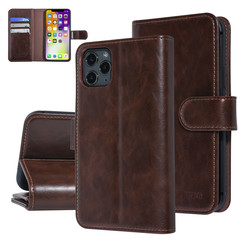 UNIQ Accessory Apple iPhone 11 Pro Brown Soft Touch Book type case