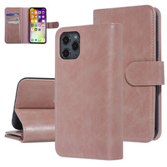 UNIQ Accessory Apple iPhone 11 Pro Pink Soft Touch Book type case