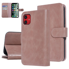 UNIQ Accessory Apple iPhone 11 Pink Soft Touch Book type case