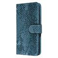 UNIQ Accessory UNIQ Accessory Apple iPhone X-Xs Green Snakeskin Book type case
