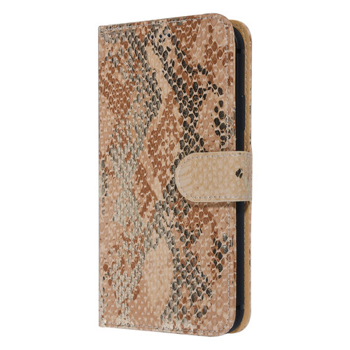 UNIQ Accessory UNIQ Accessory iPhone XR Or Peau de serpent Book type housse