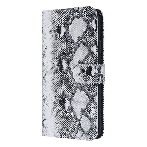 UNIQ Accessory UNIQ Accessory Apple iPhone Xs Max Black and White Snakeskin Book type case