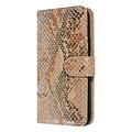 UNIQ Accessory UNIQ Accessory Apple iPhone 11 Pro Gold Snakeskin Book type case