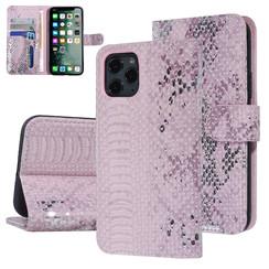 UNIQ Accessory Apple iPhone 11 Pro Pink Snakeskin Book type case