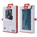 UNIQ Accessory UNIQ Accessory iPhone 11 Pro Vert Peau de serpent Book type housse