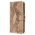 UNIQ Accessory UNIQ Accessory Apple iPhone 11 Gold Snakeskin Book type case