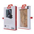 UNIQ Accessory UNIQ Accessory iPhone 11 Goud Slangenleer Booktype hoesje