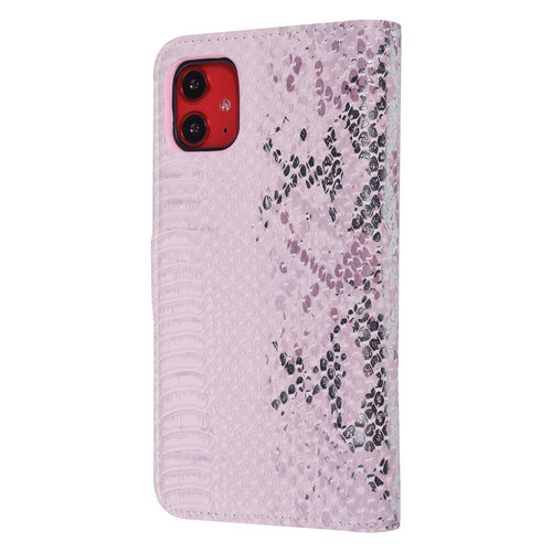 UNIQ Accessory UNIQ Accessory Apple iPhone 11 Pink Snakeskin Book type case