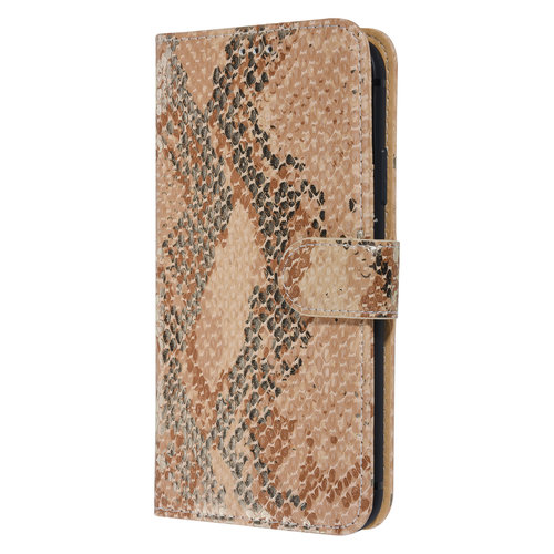 UNIQ Accessory UNIQ Accessory iPhone 11 Pro Max Or Peau de serpent Book type housse