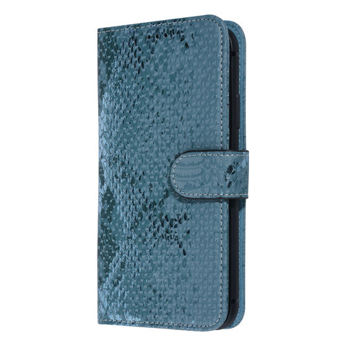 UNIQ Accessory UNIQ Accessory iPhone 11 Pro Max Vert Peau de serpent Book type housse