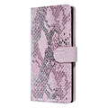 UNIQ Accessory UNIQ Accessory Galaxy Note 10 Rose Peau de serpent Book type housse