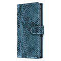 UNIQ Accessory UNIQ Accessory Galaxy Note 10 Vert Peau de serpent Book type housse