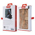 UNIQ Accessory UNIQ Accessory Galaxy Note 10 Plus Or Peau de serpent Book type housse