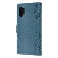 UNIQ Accessory UNIQ Accessory Samsung Galaxy Note 10 Plus Green Snakeskin Book type case