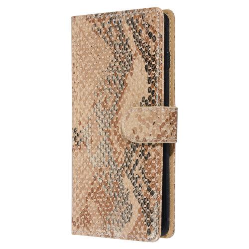 UNIQ Accessory UNIQ Accessory Galaxy S10 Or Peau de serpent Book type housse
