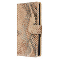 UNIQ Accessory UNIQ Accessory Samsung Galaxy S10 Plus Gold Snakeskin Book type case