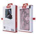 UNIQ Accessory UNIQ Accessory Samsung Galaxy S10 Plus Pink Snakeskin Book type case