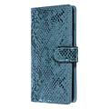 UNIQ Accessory UNIQ Accessory Galaxy S10 Plus Vert Peau de serpent Book type housse