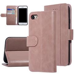 UNIQ Accessory iPhone 7-8 Rose Doux au toucher Book type housse