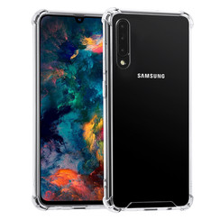 Samsung Galaxy A50S Transparent Hard case Back cover case
