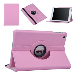 Apple iPad Mini 2 Pink PU Book case Tablet