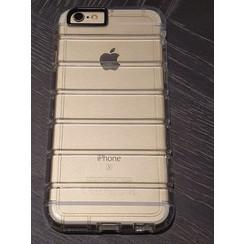Apple iPhone 6/6S - Silicone case - Transparent (8719273222775)