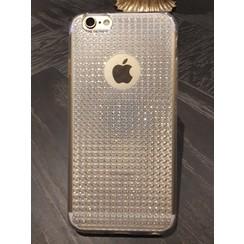 hoesje voor Apple iPhone 6G; Apple iPhone 6S - shining, Transparent