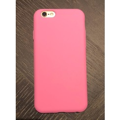 Silicone coque Silicone Mat- Apple iPhone 6/6S (8719273225356)