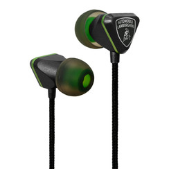 Earplug Universeel Stereo Green for Stereo Music and Calls