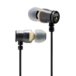 Earplug Universeel Stereo original Black for Stereo Music and Calls