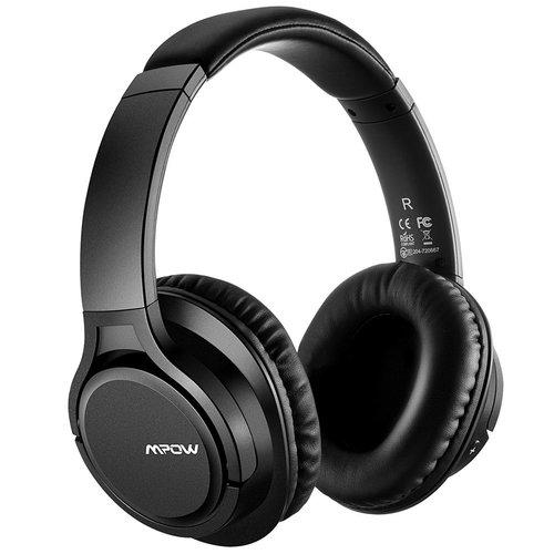 Mpow Mpow H7 Bluetooth Headphones (BH162A) - Black