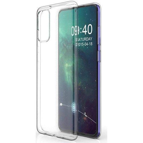 Andere merken Galaxy S20 Transparant dun silicone hoesje