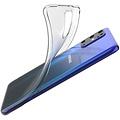 Andere merken Galaxy S20 Plus Transparant dun silicone hoesje