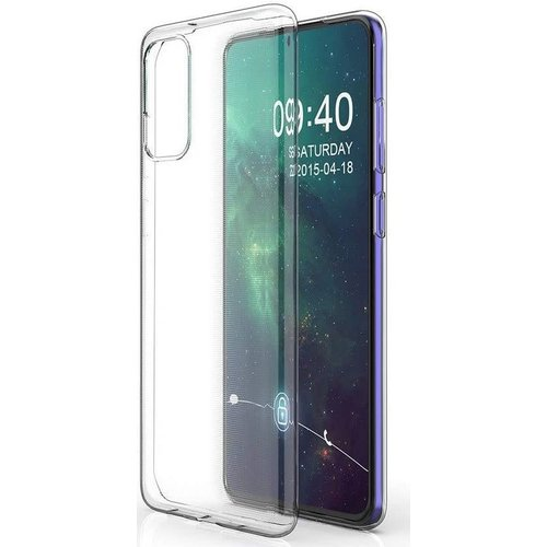 Andere merken Galaxy S20 Ultra Transparant thin TPU