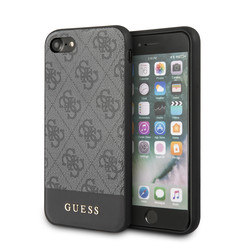 Guess iPhone 7-8; iPhone SE2 Print Back cover coque - GUHCI8G4GLGR